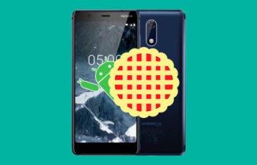 El Nokia 5.1 ya se está actualizando a Android 9.0 Pie