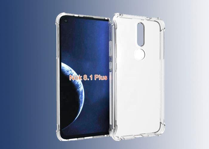 El Nokia 8.1 Plus filtrado en imágenes por un fabricante de fundas