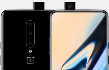 Una imagen real del OnePlus 7 confirma su diseño