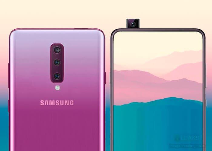 Se filtran nuevas características del Samsung Galaxy A90