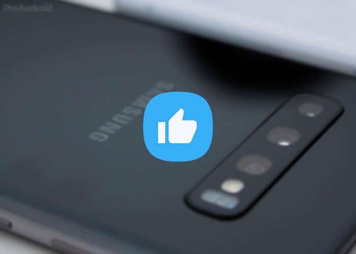 Cómo personalizar los gestos de navegación en un teléfono Samsung