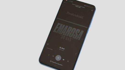 Cómo volver a tener un widget de Spotify en Android