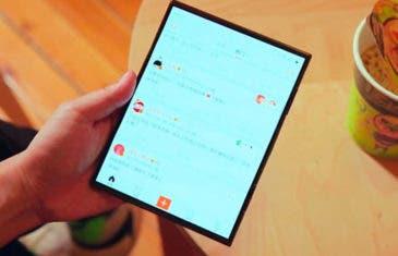 Primera filtración del Xiaomi Mi MIX 4: pantalla plegable y cámara de 60 megapíxeles