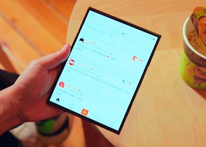 El teléfono plegable de Xiaomi vuelve a aparecer en vídeo y nos encanta