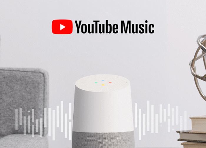 YouTube Music gratis ya es compatible con los Google Home