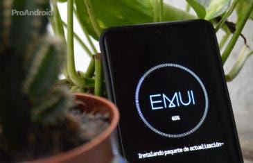 Huawei actualiza cuatro nuevos modelos con Android 9 Pie