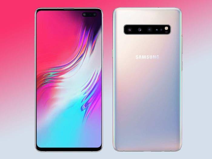Descarga ya los fondos de pantalla oficiales de Samsung Galaxy S10 5G