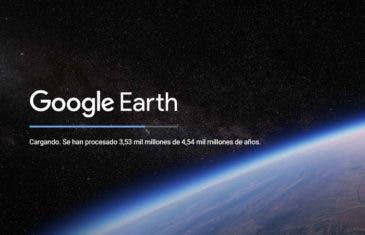 Google Earth te muestra como ha cambiado la Tierra en 35 años