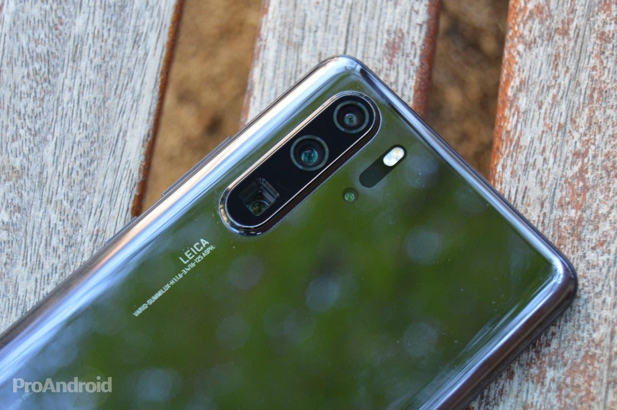El Huawei P30 Pro incluye la doble grabación con la última actualización