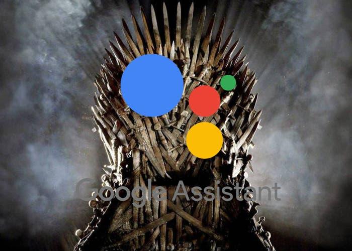Google Assistant te pone a prueba: ¿cuánto sabes de Juego de Tronos?