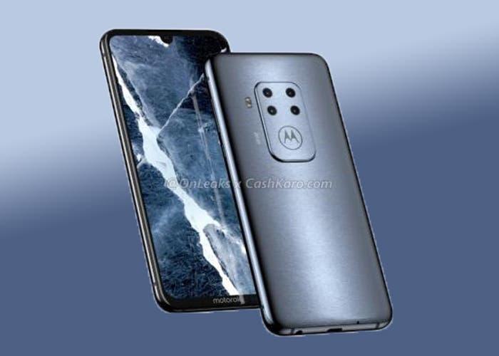 Así es el primer Motorola con cuatro cámaras traseras