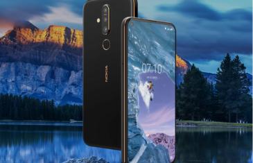 El Nokia X71 ya es oficial: agujero en pantalla, triple cámara y Android One