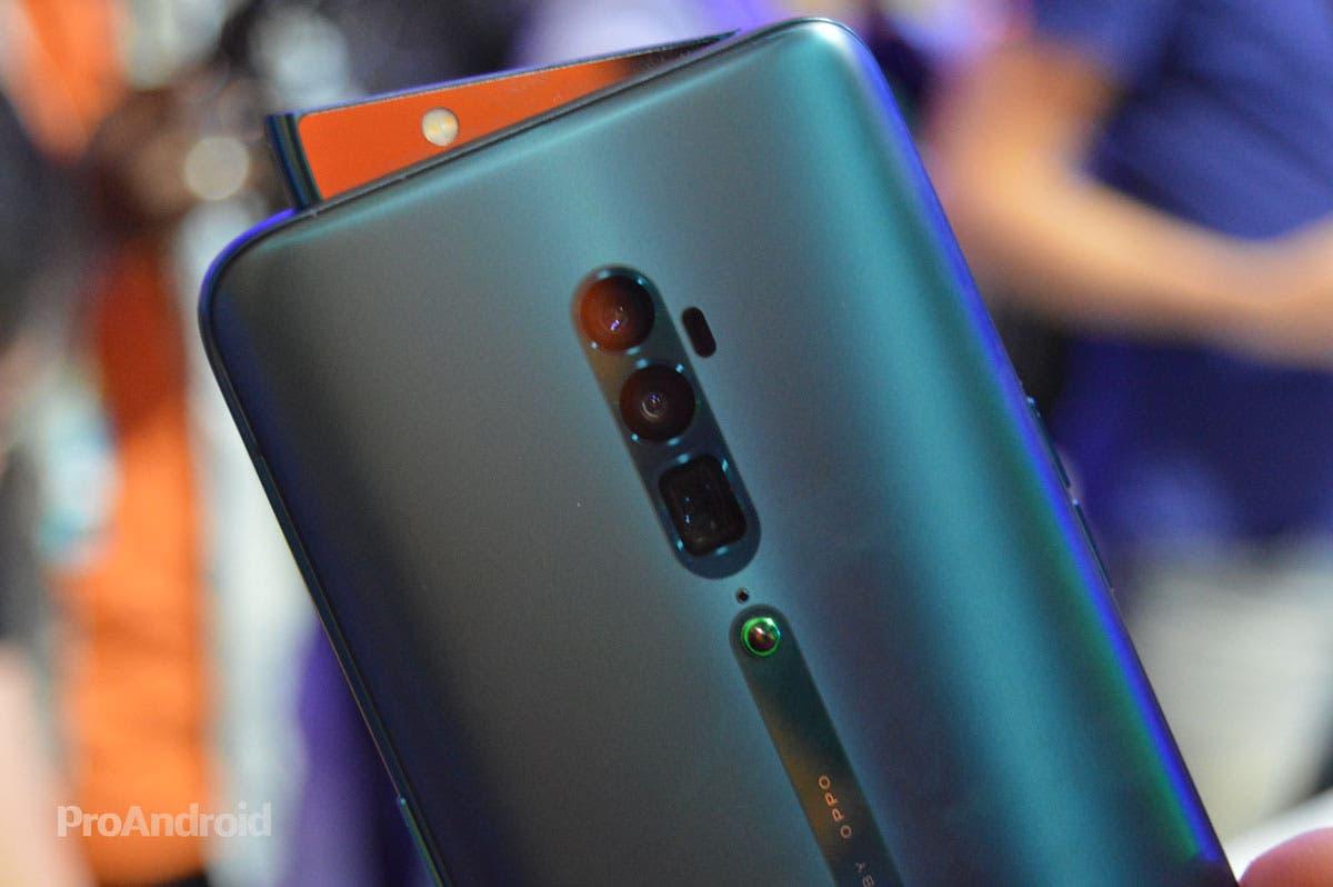 El nuevo Oppo Reno 10X llegará con un zoom híbrido 60X, más que el Huawei P30 Pro