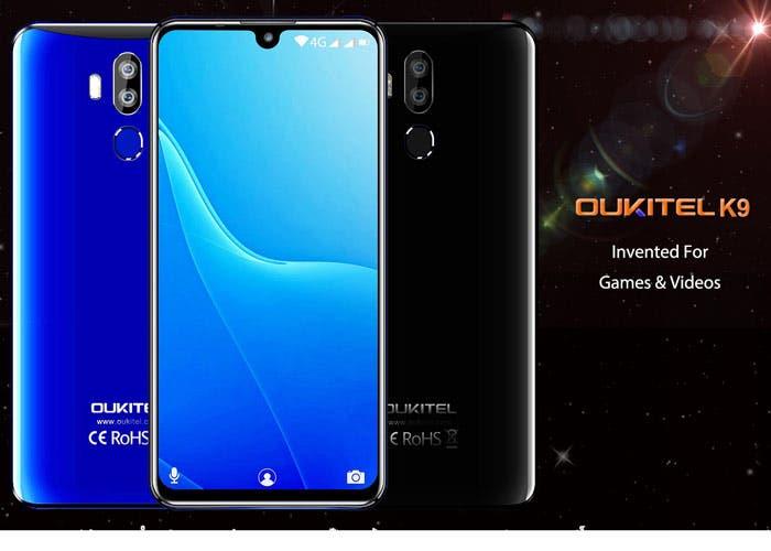 El Oukitel K9 muestra su potencial de carga en vídeo: comparación entre gigantes