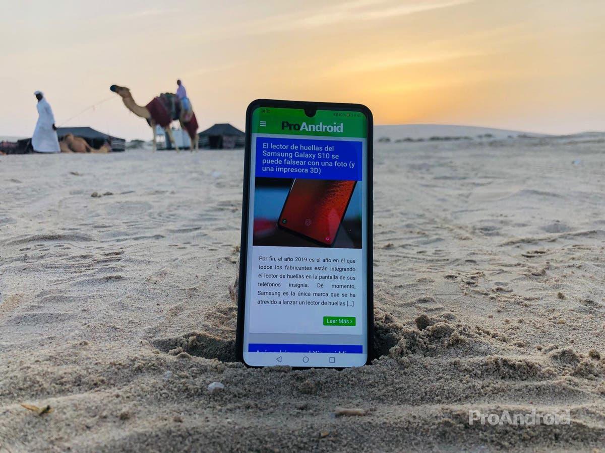 El Huawei P30 Pro se actualiza: mejoras en la cámara y el sensor de huellas
