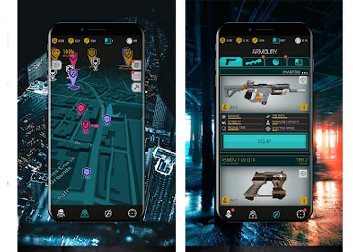 Reality Clash llega a Google Play como un shooter de realidad aumentada