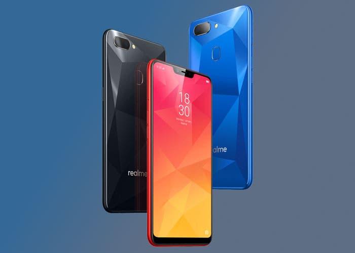 Realme comenzará a vender sus móviles en Europa muy pronto