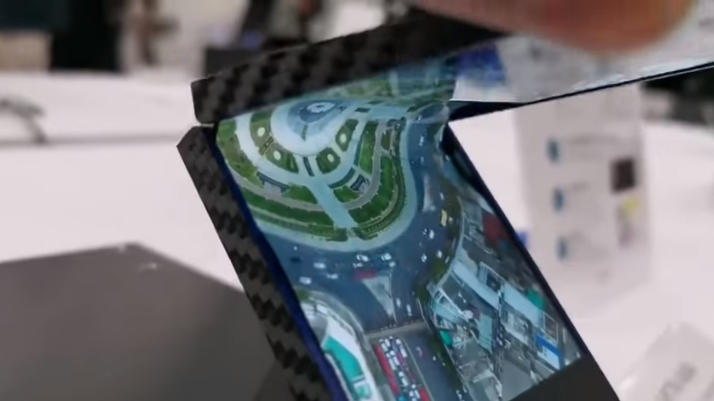 Samsung gana el pulso: Sharp no fabricará más pantallas OLED