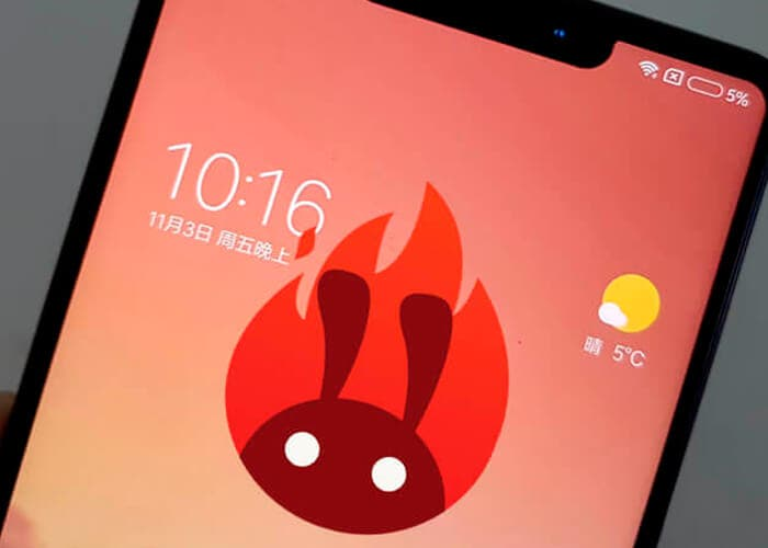 AnTuTu desaparece de Google Play, pero no se quedan callados