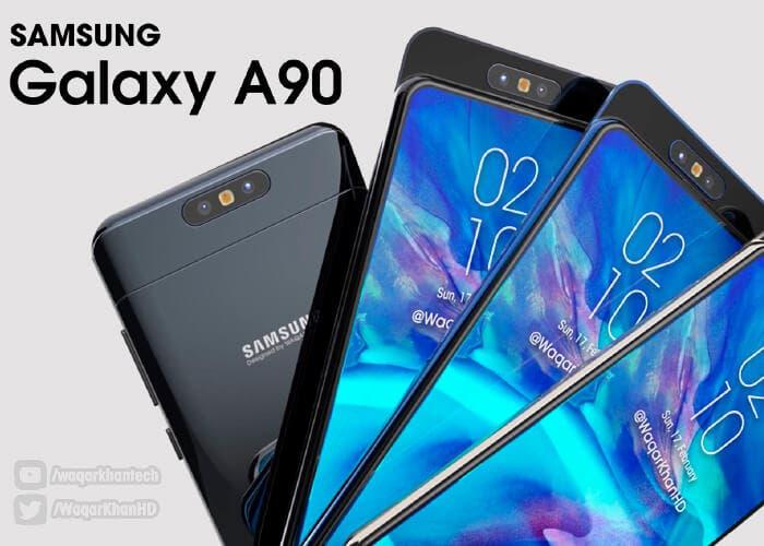 Estas son las características internas que tendrá el Samsung Galaxy A90