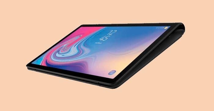 La Tablet Más Grande Se Actualiza Así Será La Samsung Galaxy View 2