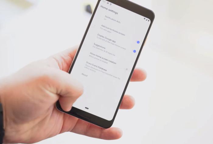 Los gestos de Android Q no funcionarán si utilizas un launcher de terceros