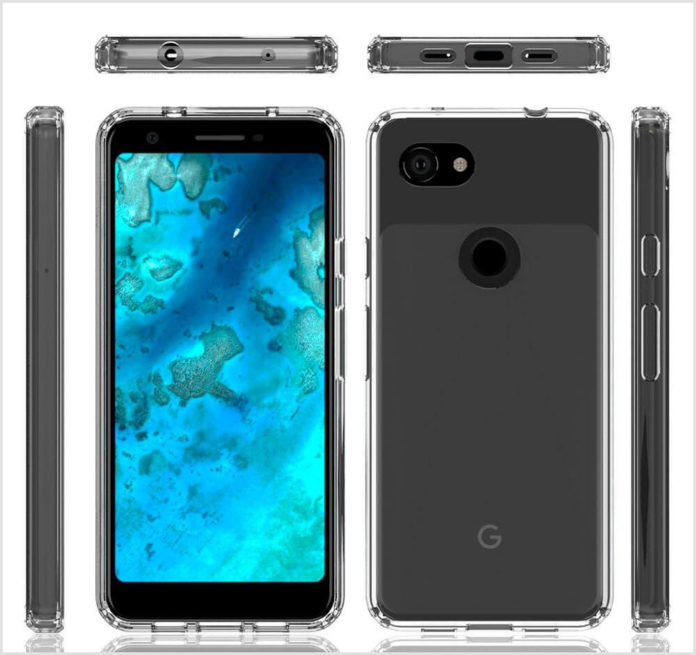 Google podría mostrar el Pixel 3A en mayo