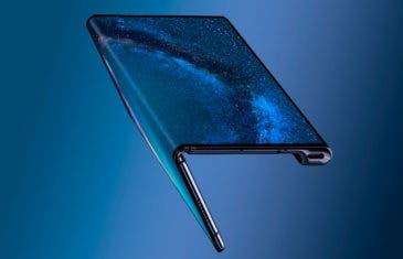 Estos son los cambios que se han realizado en el Huawei Mate X