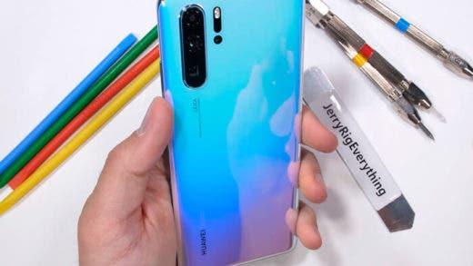 Test de resistencia del Huawei P30 Pro ¿Cómo se comportará?