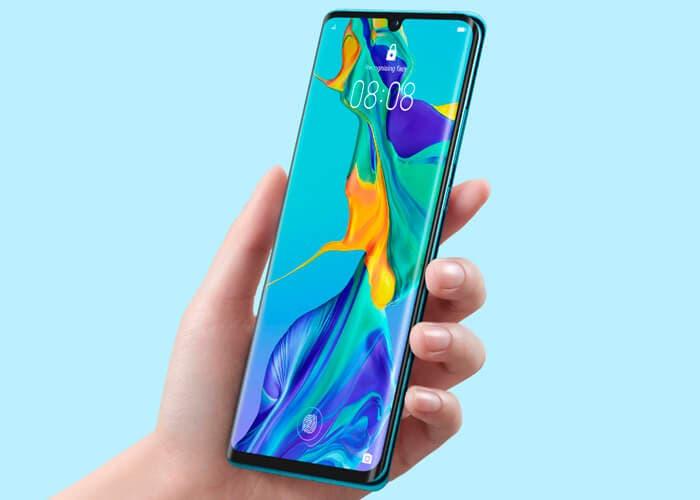 ¿El Huawei P30 por debajo de 600 euros? Sí, sí y encima con regalo