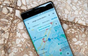 Google Maps lanza una función que permite ver los trenes y buses en directo
