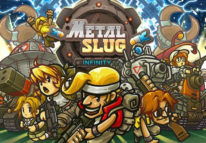 Metal Slug Infinity ya disponible en Android con una dinámica muy decepcionante