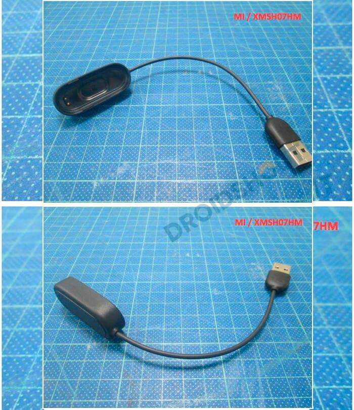 Xiaomi Mi Band 4 cargador