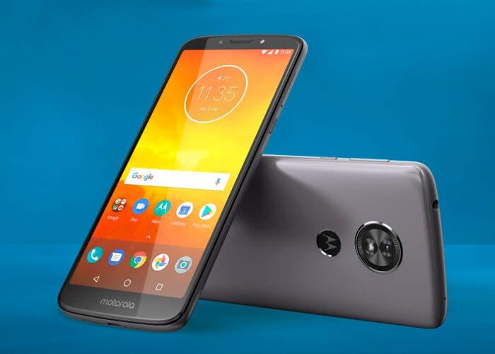 El Motorola Moto E6 ve filtradas sus principales características
