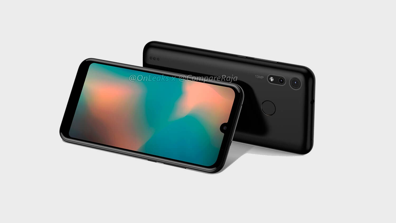 Motorola Moto P40 Play