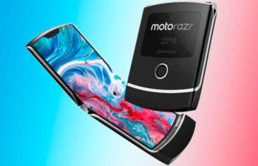 Confirmada la fecha para la llegada del móvil plegable de Motorola: ¿Motorola Razr 2.0?
