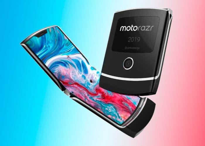 Motorola RAZR 2020: nuevos datos sobre el móvil plegable de Motorola