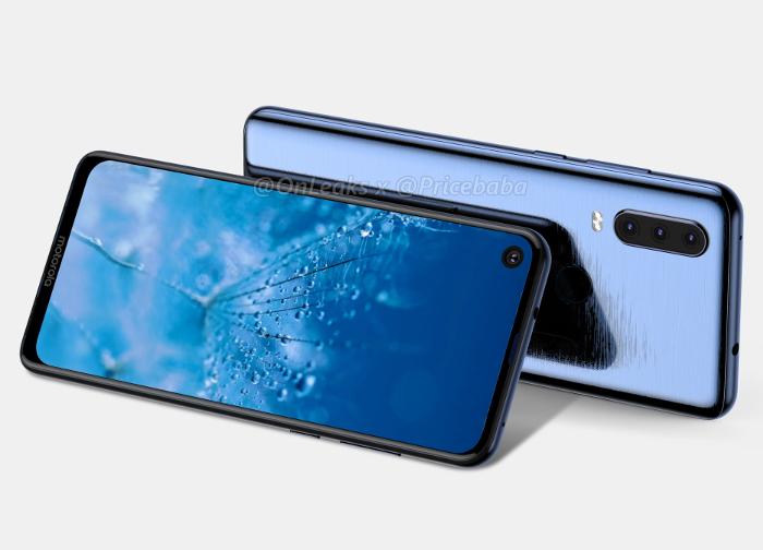 Nuevo Motorola One Vision filtrado con agujero en pantalla, triple cámara y Android One