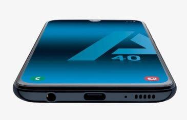 El Samsung Galaxy A40 se actualiza y comienza a recibir Samsung Pay