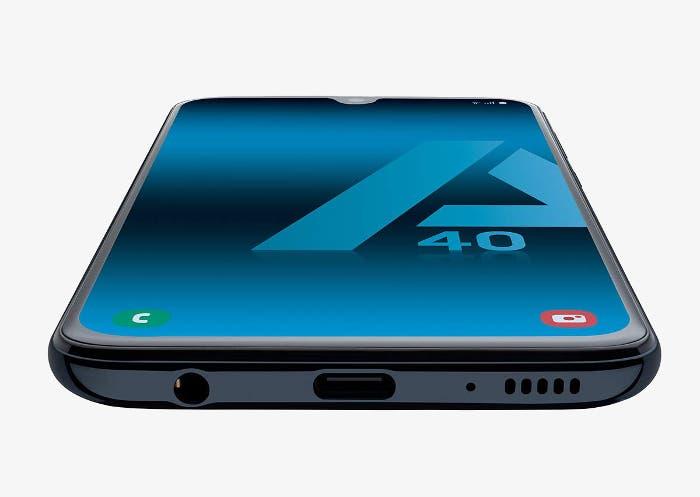 El Samsung Galaxy A40 es oficial: un nuevo móvil económico para luchar en la gama media