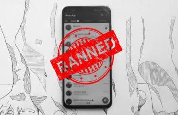 Si usas mods de WhatsApp en vez de la app oficial, vas a ser castigado
