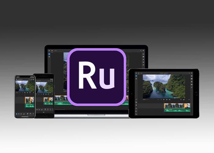 Adobe Premiere Rush ya permite hacer cámara lenta y cámara rápida