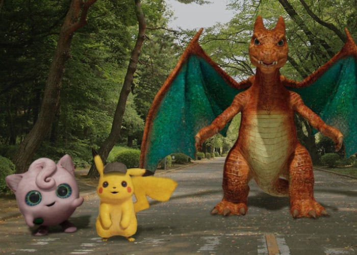 Los personajes de Detective Pikachu llegan a los Pixel y algunos LG y Motorola