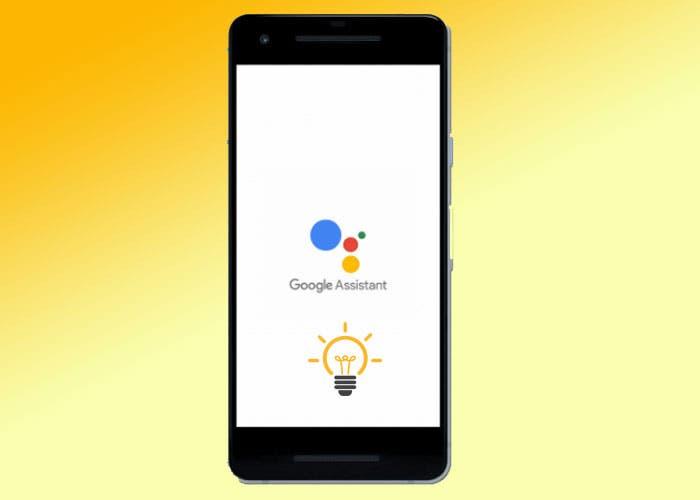 Google Assistant permitirá apagar las luces cuando no estés en casa