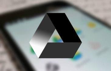 Google Drive se tiñe de negro con el nuevo modo oscuro