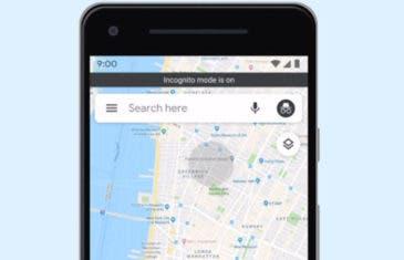 Google Maps integrará el modo incógnito en las próximas semanas