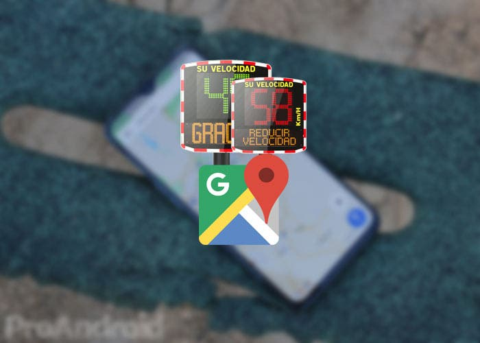 Google Maps comienza a incorporar radares y avisos de velocidad