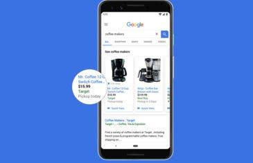 Google quiere que compres más e integra los anuncios en Discover y YouTube