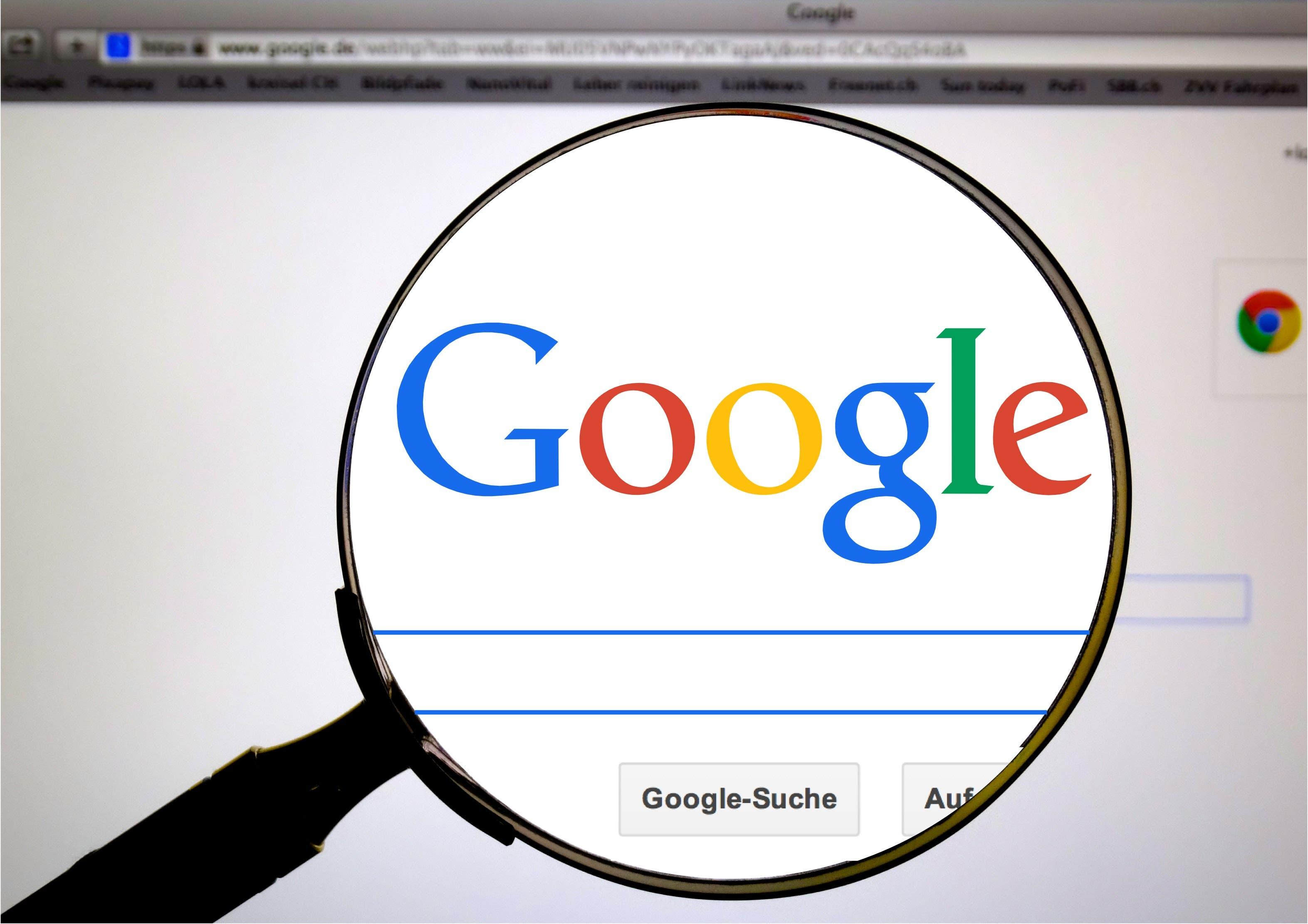 Google permitirá localizar pedidos de forma mucho más sencilla