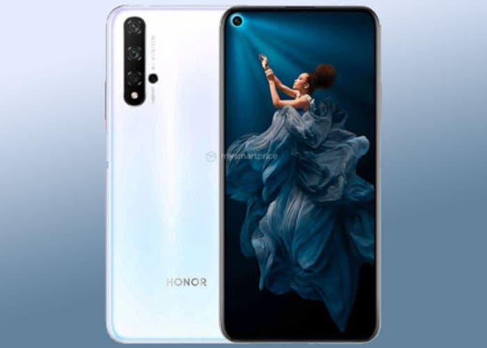Honor 20 es oficial: características técnicas, precio y disponibilidad